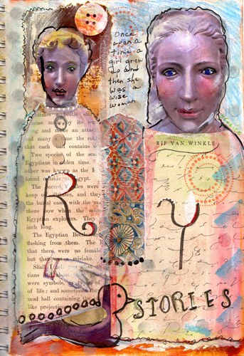 Stories Journal Page copy